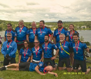 Trek Across Maine 2014