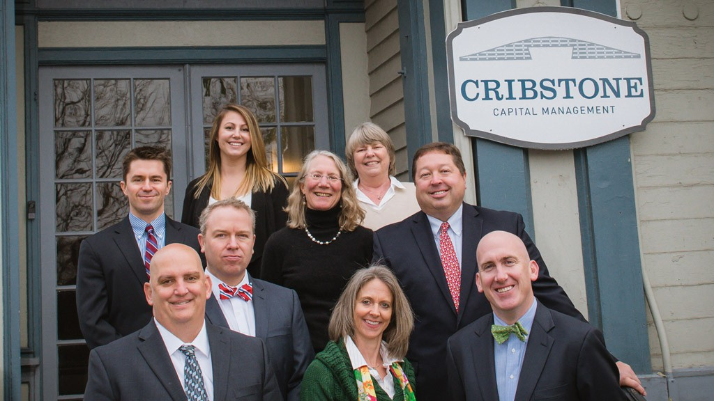 Cribstone Capital Managment team.